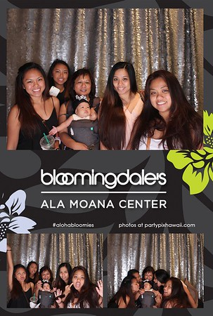 Bloomingdales (LED Open Air Photo Booth)