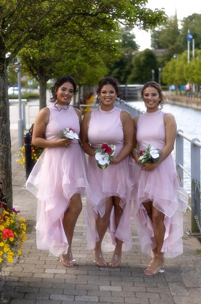 Bridesmaids Lisburn Civic Centre.jpg
