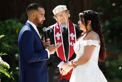 Rachel and Alex - Ceremony
