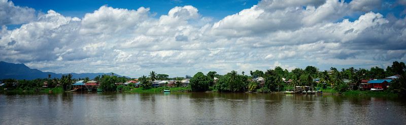 Kuching River Front