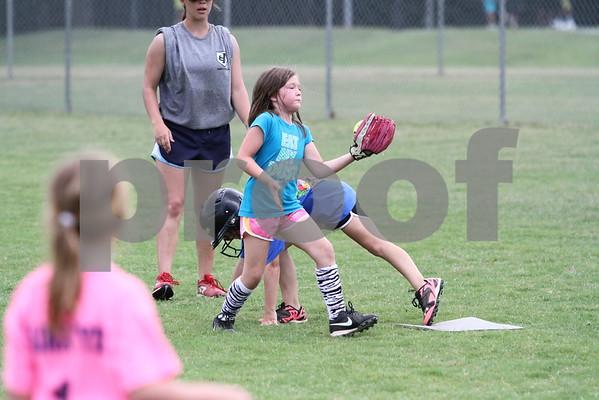 2015 Softball Camp