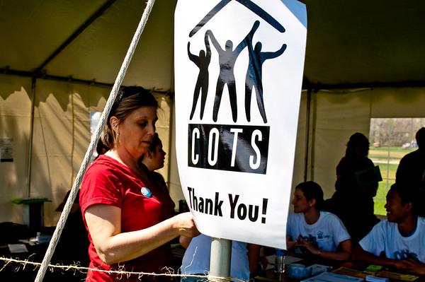 COTS Walk 2011