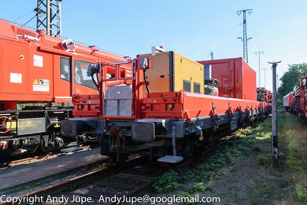 (99 80 9370) Materialwagen KRC1200