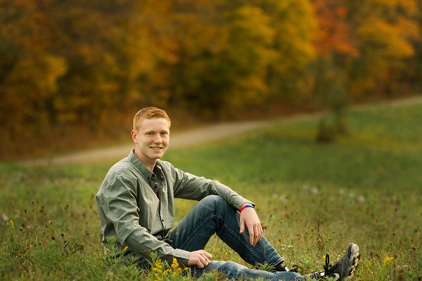 Chase Burdick Senior Session Class of 2021