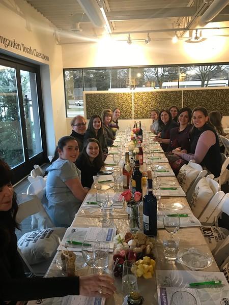2019 women's Seder