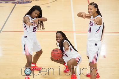 2016 Varsity Girls Basketball