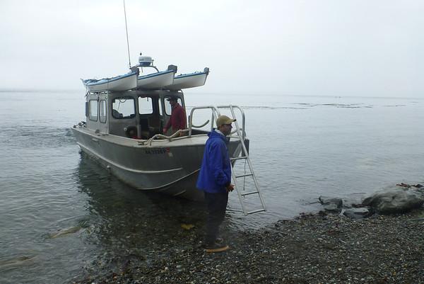 Glacier Bay Kayak Trip 2011