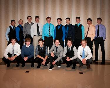 JV Soccer Banquet-2012