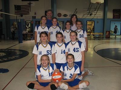 2008-08-28 SAMS Volleyball