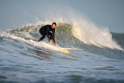 Longboard @Cap Gris-Nez