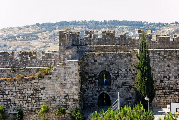 Jerusalem-Muralha