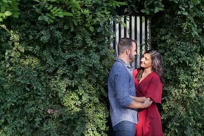 Valeria and Chris