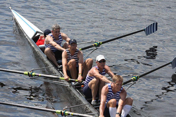 Cromwell Cup 2009,  Mens Masters Four