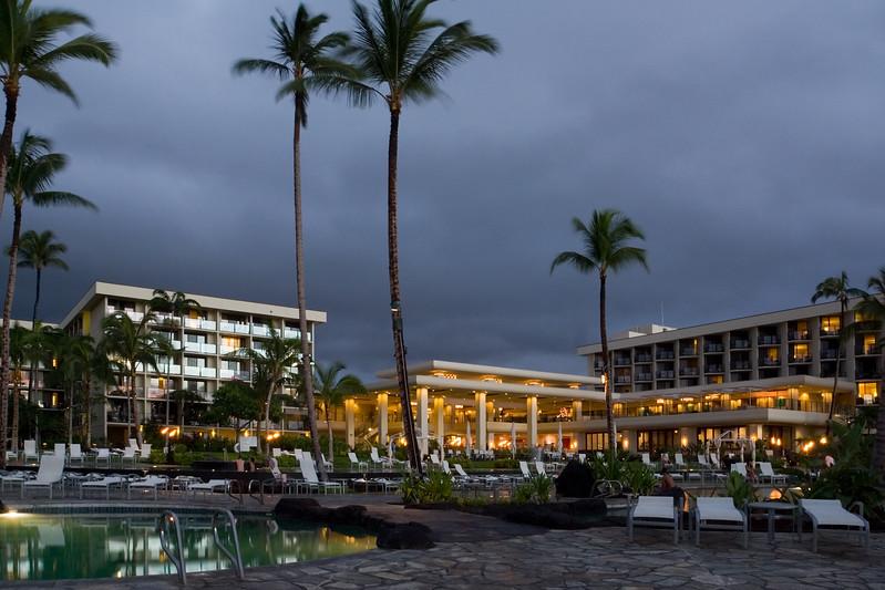2007 12/08: LAX to Hawai'i