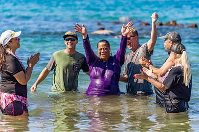 1.21.19 Hope Chapel Baptisms - Kam III Kihei