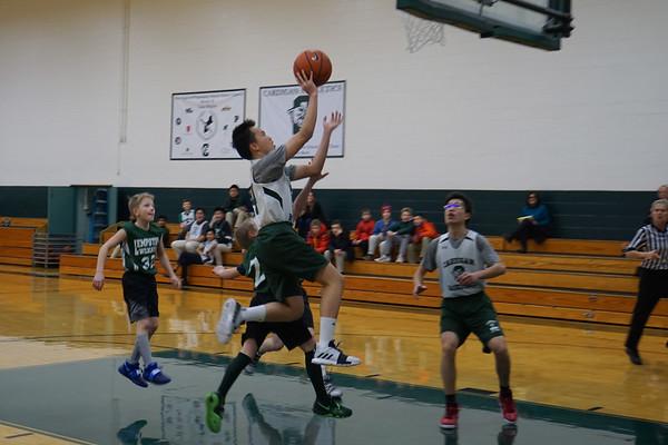 Reserve Basketball vs. Lempster Community School
