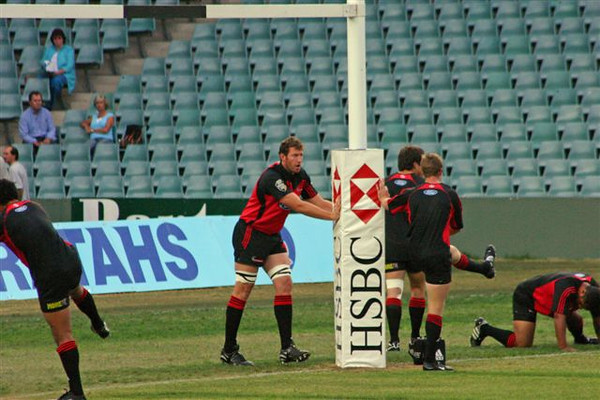 Crusaders vs Waratahs Preseason - February 2005