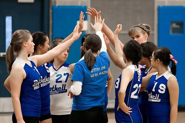 BHS Volleyball C Team v Inglemoor 2010