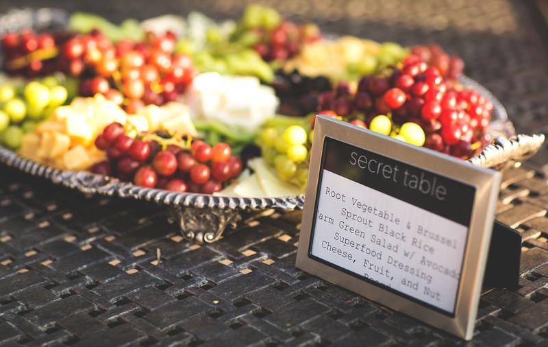 Secret Table