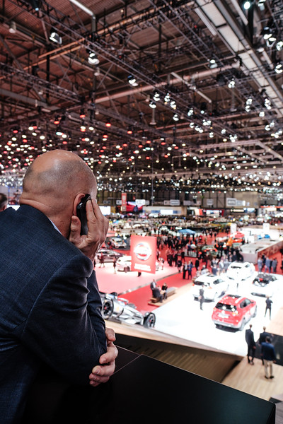 The 2019 Geneva International  Motor Show - Samuel Zeller for the New York Times