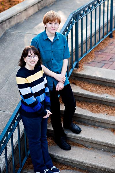 Nick and Katie