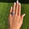 1.75ctw Edwardian Toi et Moi Old European Cut Diamond Ring  4