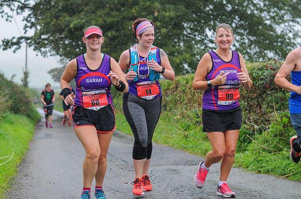 2018 Beaumaris Run Fest - Half Marathon at 3 Miles