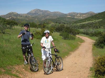 Sycamore Canyon Biking