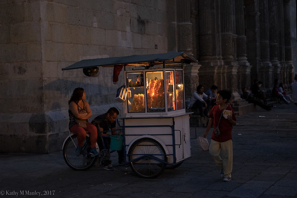 Life in Oaxaca