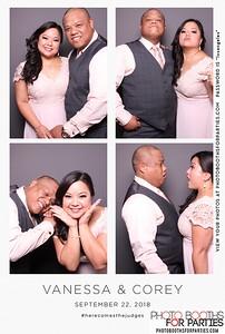 Corey & Vanessa's Wedding