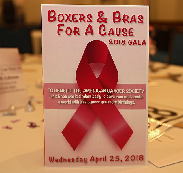 Boxers & Bras for a Cause