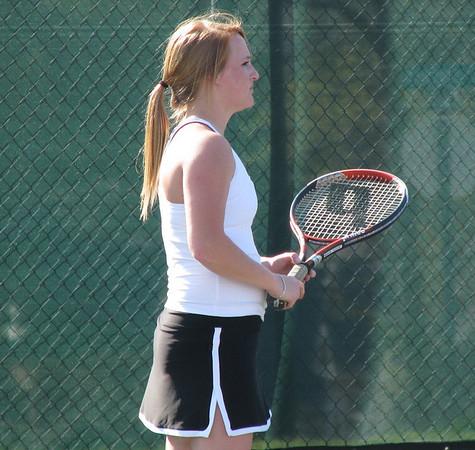 Jones Co. High School Tennis 2009