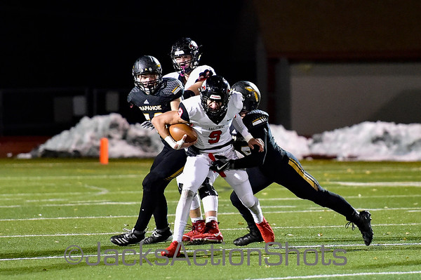 10-24-19 Eaglecrest @ Arapahoe