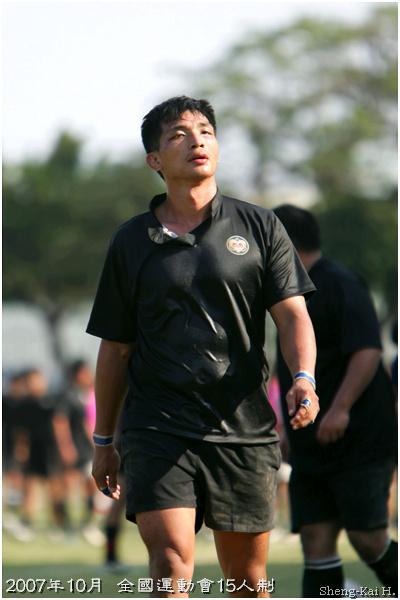 2007全運會15s-台南市 vs 桃園縣 (Tainan City VS Taoyuan County)