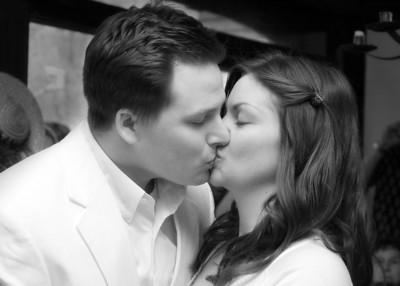 Kate and Joseph - April 1, 2007