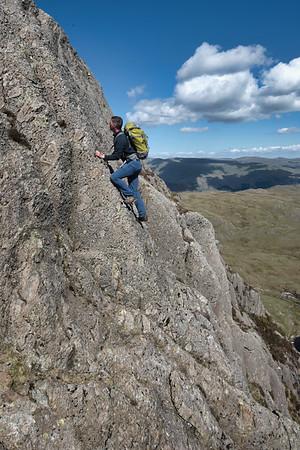 Tarn Crag and Pavey Ark