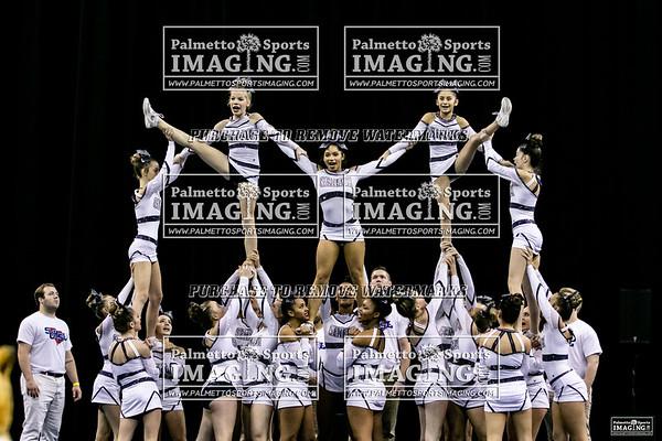 Seneca- 2019 State Cheerleading Championship