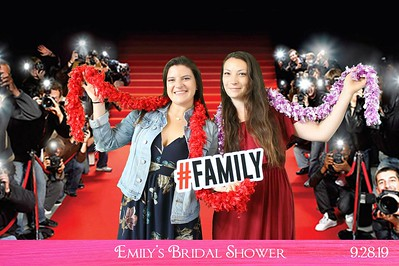 Emily's Bridal Shower