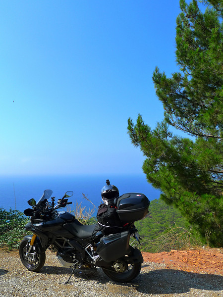 Photo by Lebanese Multistrada 1200 owner Ghazi B