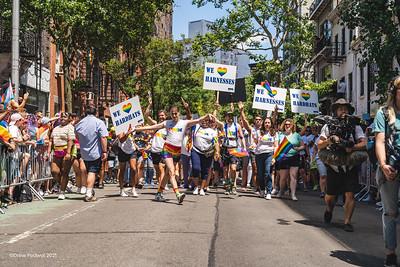 NYC Pride Parade 2019 - NYC Building Department