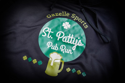 2017 St Patty Pub Run