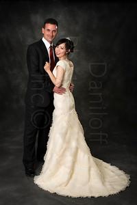 Lilian Chen - Bridal Portrait