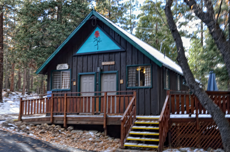 Camp de Benneville Pines Angelus Oaks