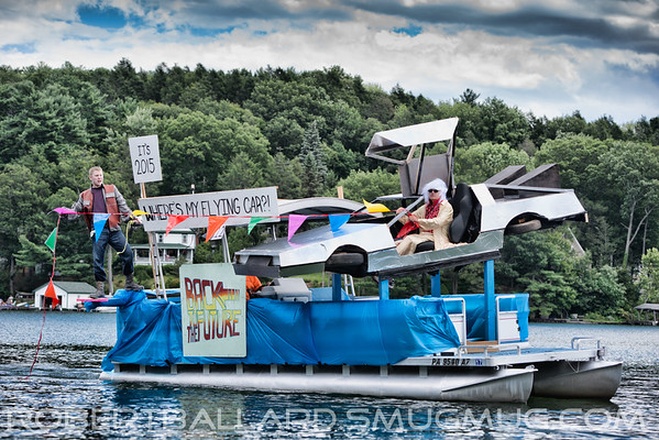 Lake Winola Water Carnival 2015, 2014