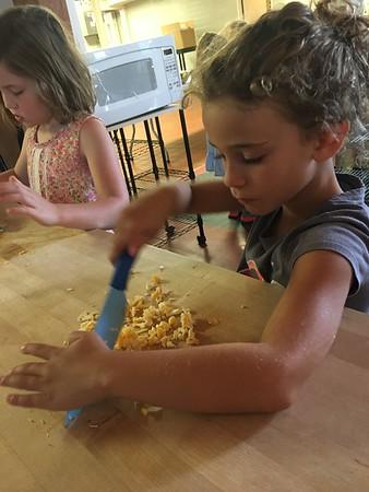 Week 7 - Kids Kitchen Junior