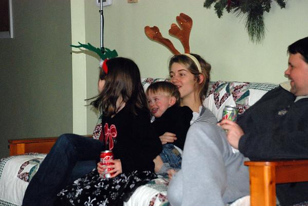 Christmas 2009 • PA