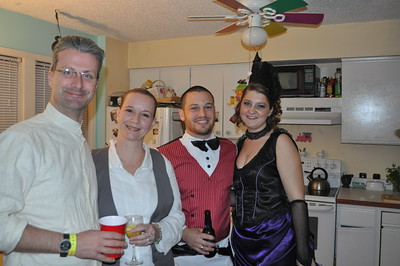2010 Halloween Party