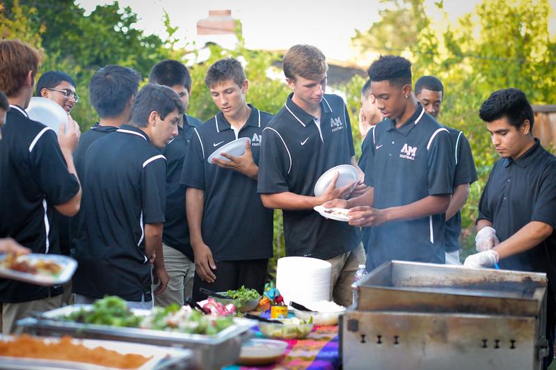 2017 Team Dinner