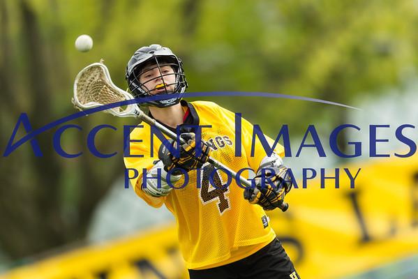 8th Grade LAX vs. Hilliard Weaver 4/29