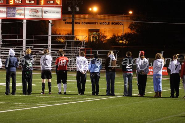 2008 All Southwest Ohio (All-Cincinnati) Girls Soccer Honors 11.12